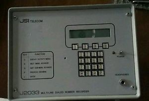 Dialed Number Recorder